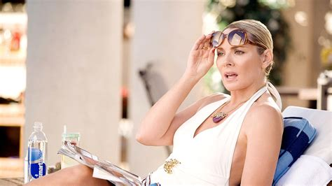 Kim Cattrall Really Doesn't Want to Talk About Sex and the
