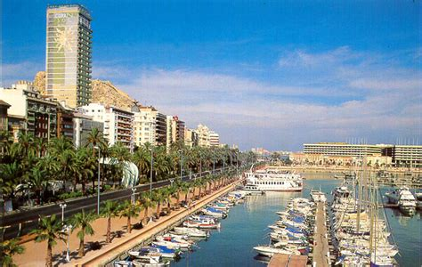 Cheap flights from Manchester to Alicante