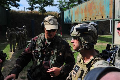 10th Special Forces Group – US Special Forces Training in