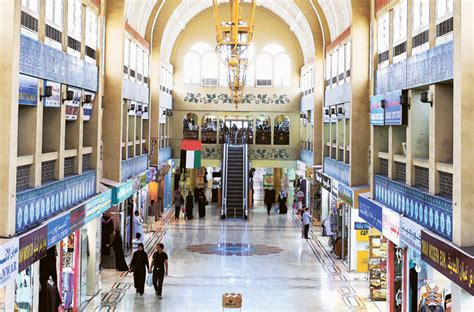Over 30 years on: Central Souq in Sharjah