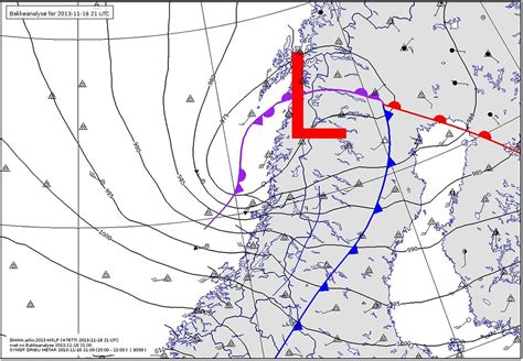 2013 Nordic storms - Wikipedia