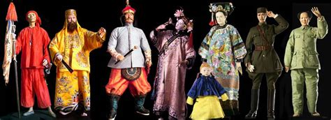 Historical Figures of the Qing Dynasty: from Forbidden