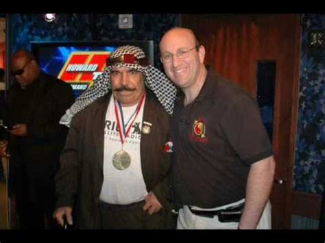 The Iron Sheik on The Howard Stern Show June 10 2010 Part