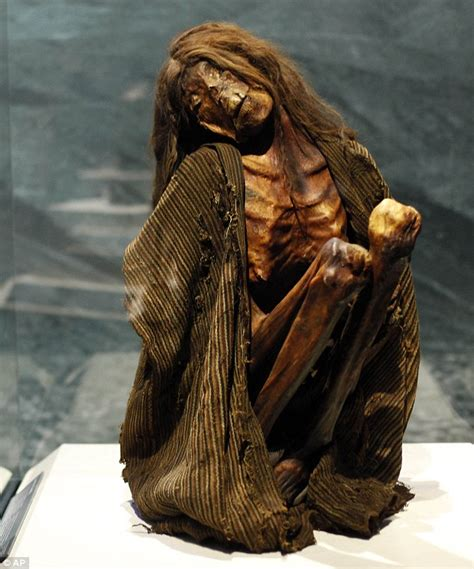 Want your mummy? Haunting images from inside the largest