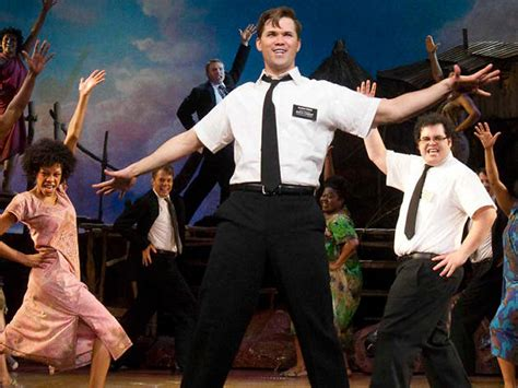 REVIEW Book Of Mormon Broadway