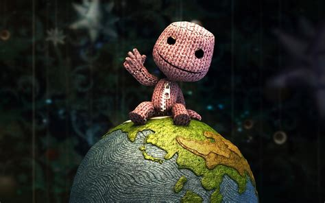 Little Big Planet, Earth Wallpapers HD / Desktop and