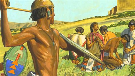 Book of Mormon: The People of Ammon - YouTube