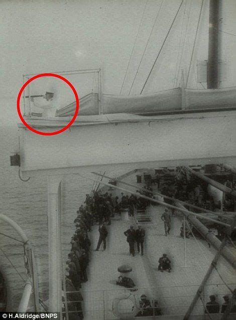Never-before-seen pictures of Titanic's Captain Smith