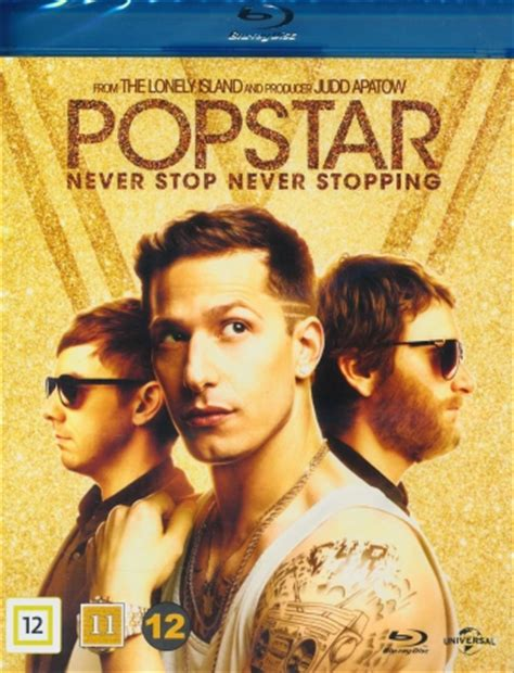 Popstar - Never stop never stopping (Blu-ray) - Blu-ray