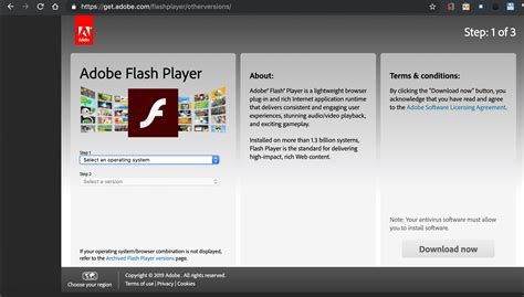 How to Install and Update Adobe Flash Player for Mac