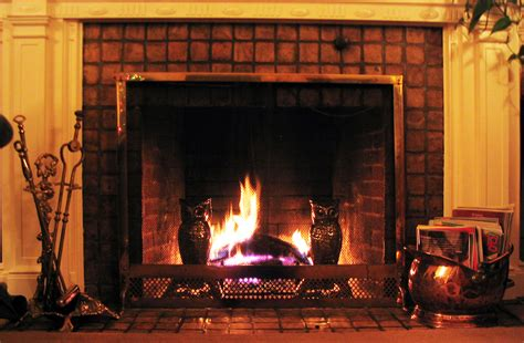 Fireplace Timer: Online Timer with Fireplace Backgrounds