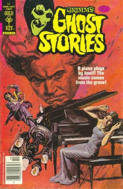 Grimm's Ghost Stories #47 - The Genius Touch (Issue)