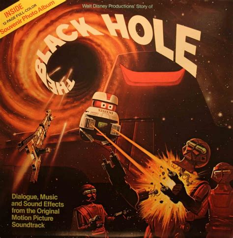 Film Music Site - The Story of The Black Hole Soundtrack