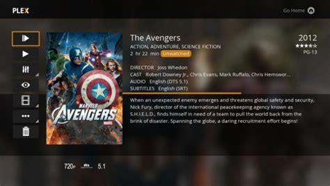 Plex for Roku gets an update to its look and features