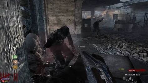 Cod:waw Nazi zombies: Type99 and PAP sawed off shoty