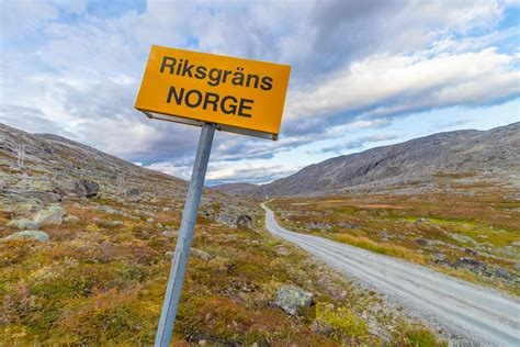Norges riksgrense – K O S M O S