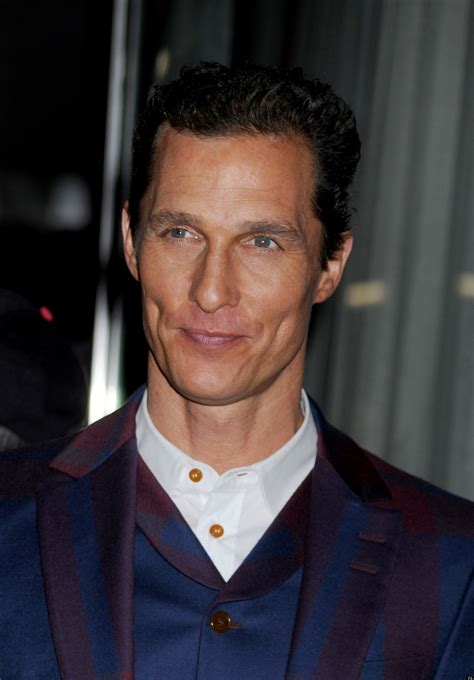 How Matthew McConaughey Discovered What The Critics Had To