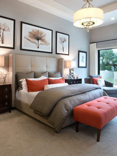 How to Introduce a Pop of Color in your Neutral Bedroom