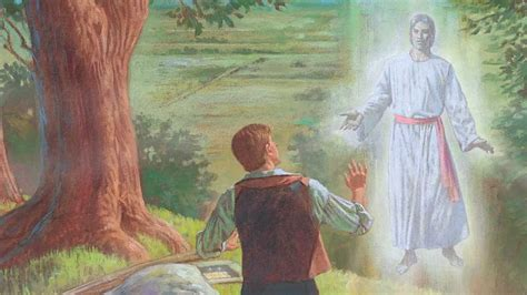 Book of Mormon Stories (1/54): Joseph Smith sees a vision