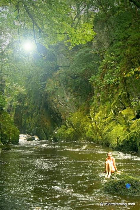 Fairy Glen | Wild Swimming - outdoors in rivers, lakes and
