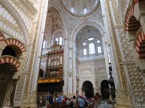 Córdoba (Spain) and the Mezquita - one of the most