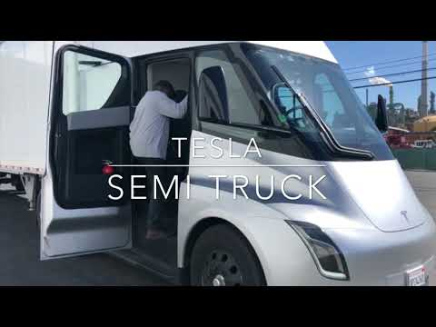 """Tesla Cybertruck's tailgate will have a """"flip stop"""" to"""