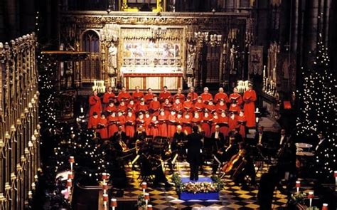 Top 10 Christmas Carols and Choirs in London - London