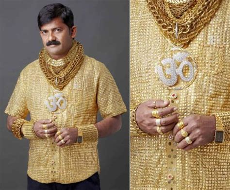 Most expensive shirt: Datta Phuge breaks Guinness world record