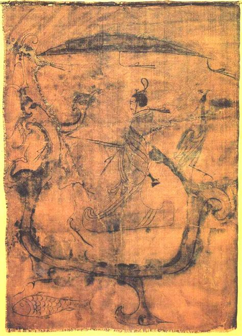 Art of Silk Blog ~ Chinese Silk Painting: Its History and