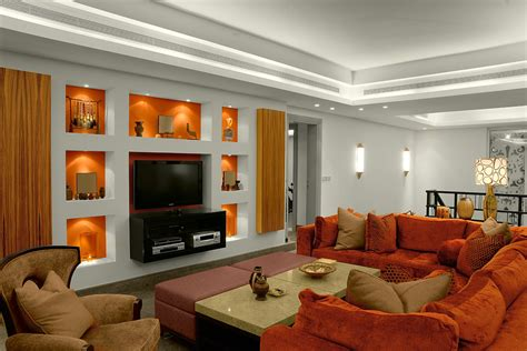 15+ Ways To Beautify Your Home With Illuminated Wall Niches