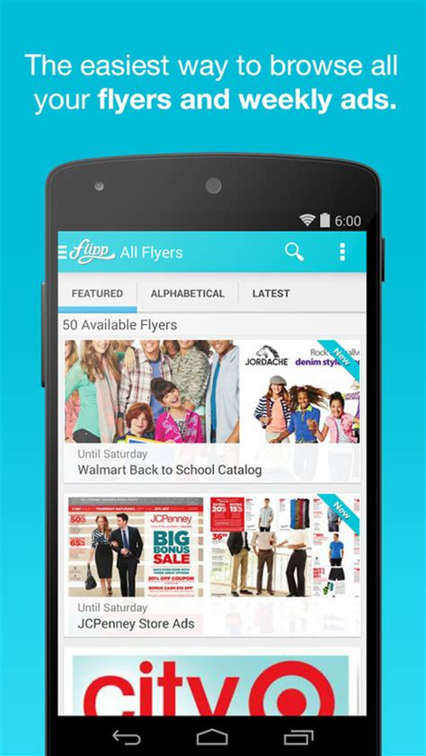 Flipp - Flyers & Weekly Ads APK Free Shopping Android App