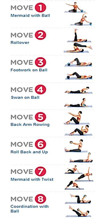 Flat Ab Pilates Workout - Easy at home moves to slim your