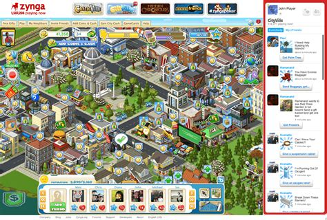 Zynga Uses Facebook (!) To Launch A New Platform For Its