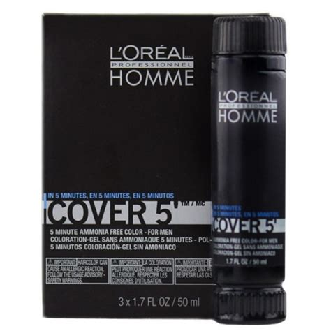 L'oreal Homme Cover 5 Hair Color for Men