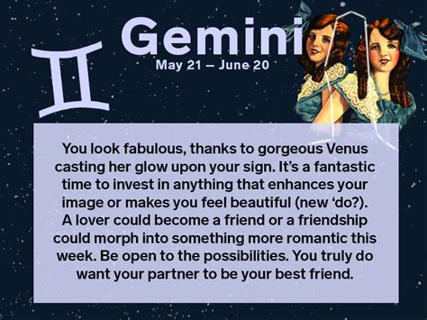 Your weekly horoscope: June 6 – 12, 2016 - Chatelaine