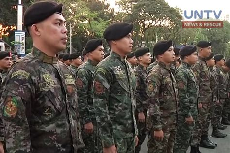 Over 700 SAF members who joined operations in Marawi City
