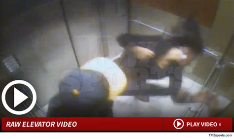 TMZ Releases Video of Ray Rice Attack Inside the Elevator