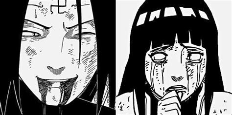Why do people say Hinata doesn't care about Neji's death