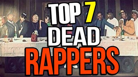 TOP 7 DEAD RAPPERS | sitofonkTV - YouTube
