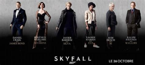 2 New TV Spots For SKYFALL, Better Look At Bond, M, Q
