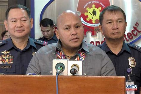Bato dela Rosa wants death by firing squad for convicted