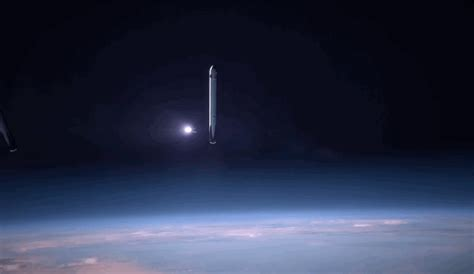 SpaceX Reveals Stunning Video Showing Its Totally