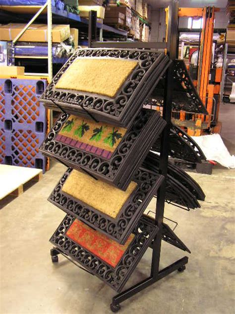 Custom Made Display Stands - Wire Displays : Wire Displays