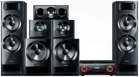 Sony HT-M55 Home Theater System(id:9850672) Product