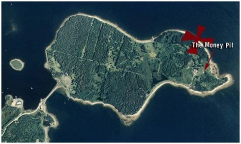 Oak Island And Five Hidden Treasures Yet To Be Found