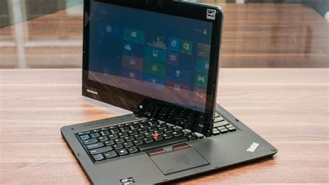 Lenovo ThinkPad Twist review: A classic convertible with a