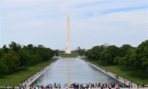 Lincoln Memorial Reflecting Pool Facts for Kids