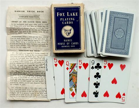Conjuring and Magic - The World of Playing Cards