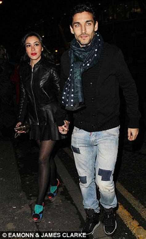 WAG Snaps! Man City Stars Go Clubbing With Wives