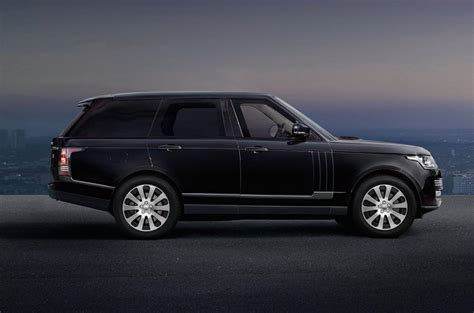 2015 Range Rover Sentinel - prices, specs and pictures